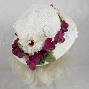 Atelier Yan - Violet Hat - Purple Flower Headdress